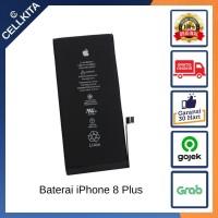 Battery / Baterai / Batere / Batre iPhone 8 Plus Original Apple 100%