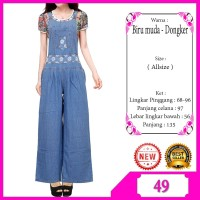 Overall Remaja Jeans/Jumpsuit Jeans/Jumpsuit ABG/Overall Anak Tanggung