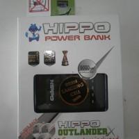 HIPPO POWERBANK OUTLANDER X 9000mAh ORIGINAL