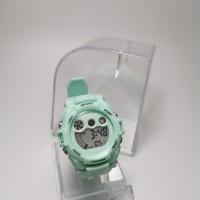 jam tangan digital anak remaja water resist visica skmei casio