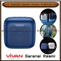 Speaker Bluetooth Vivan VS1 Waterproof Outdoor Portable Aktif Mini HP