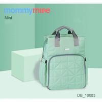 Mommymine Tas Bayi Import (Diapers/Travel bag) Merk Insular (DB_10083) - Hijau