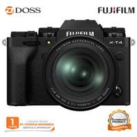 Fujifilm X-T4 Kit 16-80mm f/4 R OIS WR / Fujifilm XT4 Kit 16-80mm - Hitam