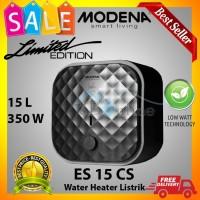 New Limited Edition Water Heater Listrik Modena 15 Liter - ES 15 CS