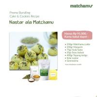 NASTAR ala MATCHAMU - Bundling Resep