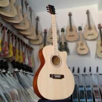 Gitar Akustik Lakewood Neck Utuh Doubleround