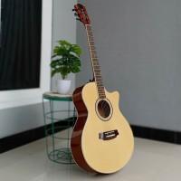 Gitar Akustik Coleclark Singleround