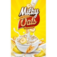 Milky Oats V3 60ML Banana