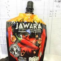 Saos Sambal Jawara Saos Sambal Dengan Bawang Goreng 120 ml