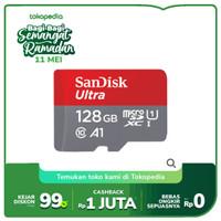 SanDisk Ultra MicroSD 128GB A1 100MB/s microSDXC UHS -I micro sd