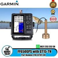 GARMIN FF650GPS with GT15-TH 010-02181-00