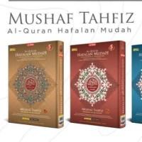 Al-Qur'an Cordoba Hafalan Mudah Mushaf Tahfiz A5