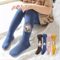 Legging tutup kaki bayi / anak import motif pinguin / kucing / kelinc