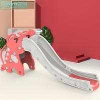 Selunsuran Perosotan mainan Bayi Anak karakter Dino simple step