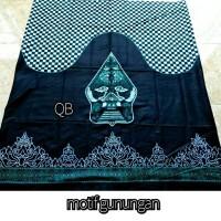 ISI 20/ sarung batik motif gunungan wayang/banyak warna murah grosiran