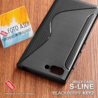 Soft Jelly Case Blackberry Key2 Key 2 Two Softcase Silicon Casing Gel