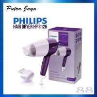 Philips Hair Dryer HP 8126 Essential Care 400 W Hair Dryer
