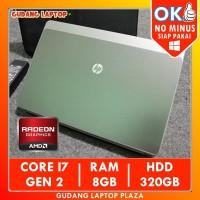 HP ProBook 4431s Core i7 8GB AMD Laptop Bekas Murah Gaming Bergaransi