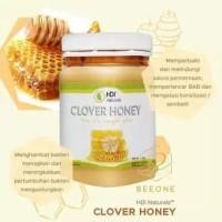 Madu alami kaya manfaat clover honey HDI 500gr untuk daya tahan tubuh