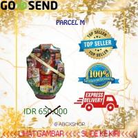 Parcel Snack Parsel Lebaran Hampers IDUL FITRI, Natal, Tahun Baru - M