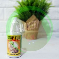 Obat Kucing Flu Demam Pilek Ampuh STOP FLU