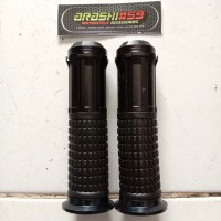 Handle Grip Motor Alumunium Hitam