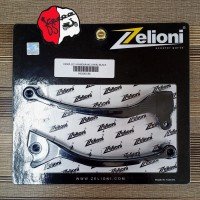 Brake Lever / Handle Rem Zelioni Black Vespa Sprint Primavera S LX