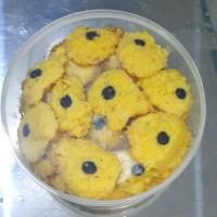 Kue Cookies Sagu Keju