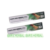 Pasta Gigi Herbal HPAI Siwak Sirih Mint 120 gr ORIGINAL