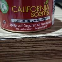 PARFUM MOBIL CALIFORNIA SCENTS CONCORD CRANBERRY