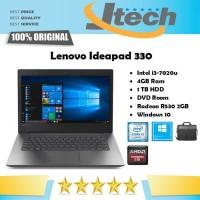 Lenovo Ideapad 330 14IKB - Intel i3-7020U - 4GB - 1TB - Radeon 530 2GB