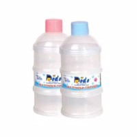 Dodo Milk Powder Container Big 3 Tingkat