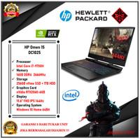 "Gaming HP Omen 15 DC1025 - i7 9750 16GB 256+1TB RTX2060 15""FHD 144Hz"