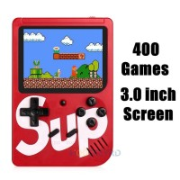 Gameboy Mini 400 Games in 1 Game Retro Super Mario dll - Kuning