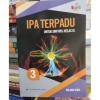 Buku Ipa Terpadu SMP Kelas 9 Tim Abdi Guru penerbit ERLANGGA