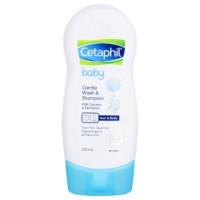 Cetaphil Baby Gentle Wash & Shampoo 230ml
