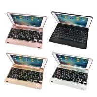 Btsg Air2 Keyboard Wireless Bluetooth Rechargeable untuk PC / Tablet