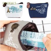 Dompet Koin / Kartu Model Retro untuk Perempuan