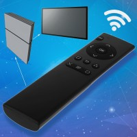 Remote Control Multimedia Wireless 2.4G untuk PS4 Game Media DVD