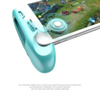 GameSir F1 Joystick Grip + F2 Trigger For Pubg Gamepad For Mobile