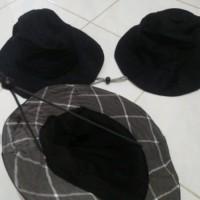Topi Rimba-Topi Gunung-Topi Koboi-Topi Pancing