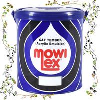 Dijual CAT TEMBOK MOWILEX INTERIOR 1L PUTIH/HITAM Diskon