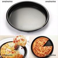 Gongjing5 Panci Bulat 8 Anti Lengket untuk Pizza Pie TG