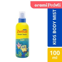 Zwitsal Kids Body Mist Fresh Touch 100ml