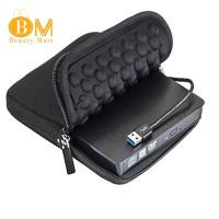 Tas Hard Case Portable untuk Hard Disk DVD Blu-Ray
