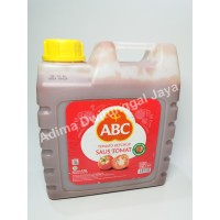 Saus Tomat ABC Dirigen / Sambal Tomat Jerigen / Galon 5.7 kg