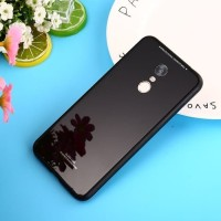 XIAOMI REDMI 5 PLUS CASING BACK CASE COVER GLASS ANTI BARET