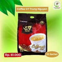 Kopi Vietnam ASLI Trung Nguyen G7 Coffee Coffeemix 3in1 isi 22 Sachet