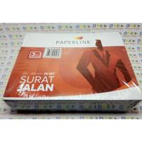 SURAT JALAN 3 ply PAPERLINE / BUKU SURAT JALAN 3 PLY PAPERLINE