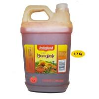Sambal Bangkok Indofood Jerigen Dirigen Galon 5.7 / 5,7 kg 5.7kg 5,7kg